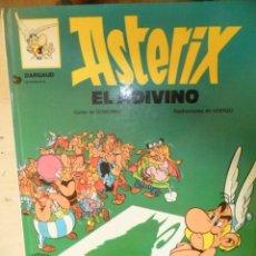 Cómics: ASTERIX EL ADIVINO - GRIJALBO/DARGAUD - EDICION DE 1988. Lote 60688823
