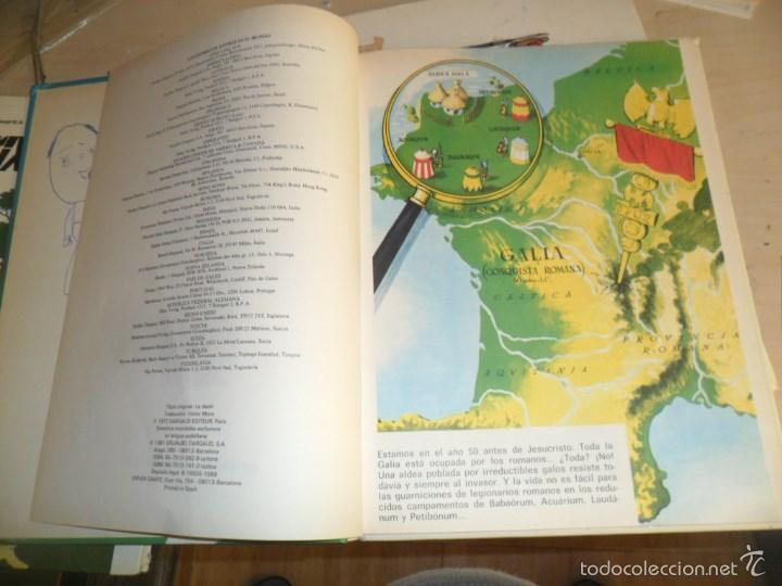 Cómics: ASTERIX EL ADIVINO - GRIJALBO/DARGAUD - EDICION DE 1988 - Foto 3 - 60688823