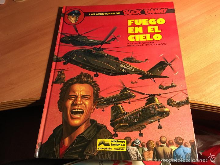 Cómics: LAS AVENTURAS DE BUCK DANNY. COMPLETA 41, 42, 43 Y 44 (ED. GRIJALBO) (COI7) - Foto 4 - 60887267
