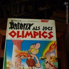 Cómics: ASTERIX ALS JOCS OLIMPICS (TAPA DURA 1980). Lote 61089415