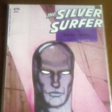 Cómics: THE SILVER SURFER N-3 COLECCION PRESTIGIO DIFICIL DE ENCONTRAR. Lote 61116367