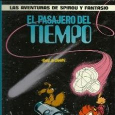 Cómics: EL PASAJERO DEL TIEMPO (LAS AVENTURAS DE SPIROU Y FANTASIO-22) TOME & JANRY. Lote 61440835