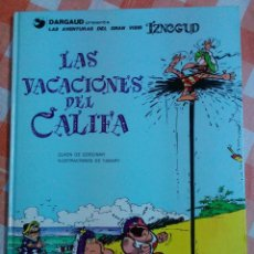 Cómics: LAS AVENTURAS DEL GRAN VISIR IZNOGUD Nº 12 (GRIJALBO/DARGAUD 1991). Lote 61647640
