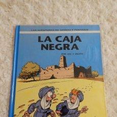 Cómics: LAS AVENTURAS DE SPIROU Y FANTASIO - LA CAJA NEGRA N. 44. Lote 61679092