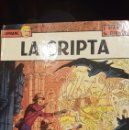 Cómics: LEFRANC - LA CRIPTA VOLUMEN 9. AÑO 1988. Lote 61897746