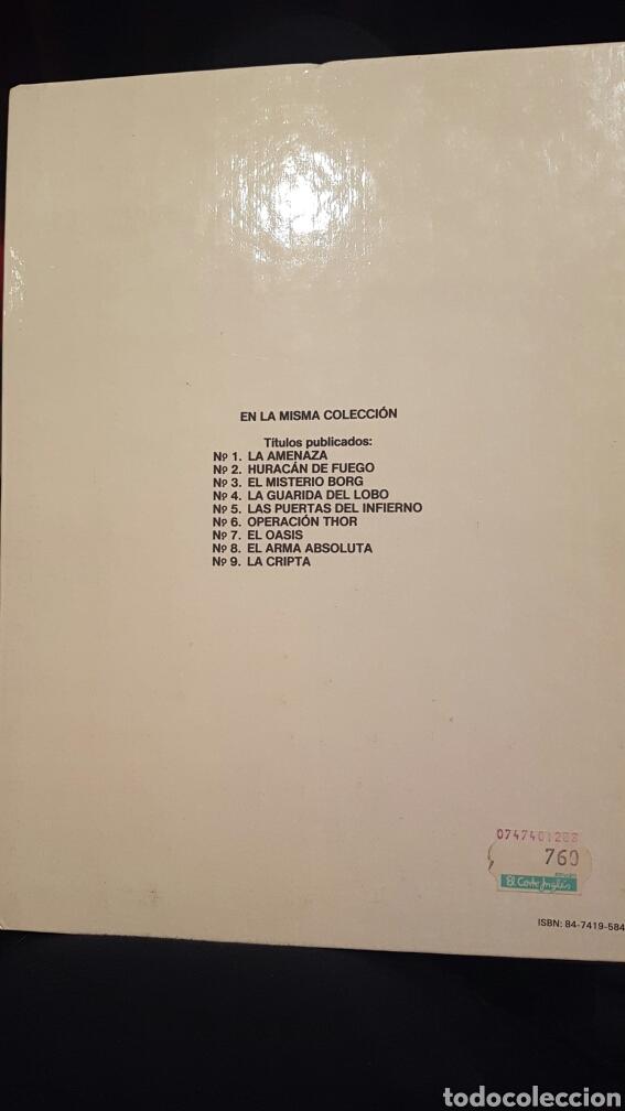 Cómics: Lefranc - La Cripta volumen 9. Año 1988 - Foto 2 - 61897746