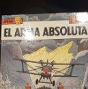 Cómics: LEFRANC - EL ARMA OBSOLUTA VOLUMEN 8. AÑO 1988. Lote 61897895