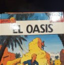 Cómics: LEFRANC - EL OASIS VOLUMEN 7. AÑO 1988. Lote 61898087