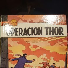 Cómics: LEFRANC - OPERACIÓN THOR VOLUMEN 6. AÑO 1987. Lote 61898254