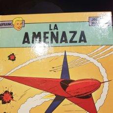 Cómics: LEFRANC - LA AMENAZA VOLUMEN 1. AÑO 1986. Lote 61898547