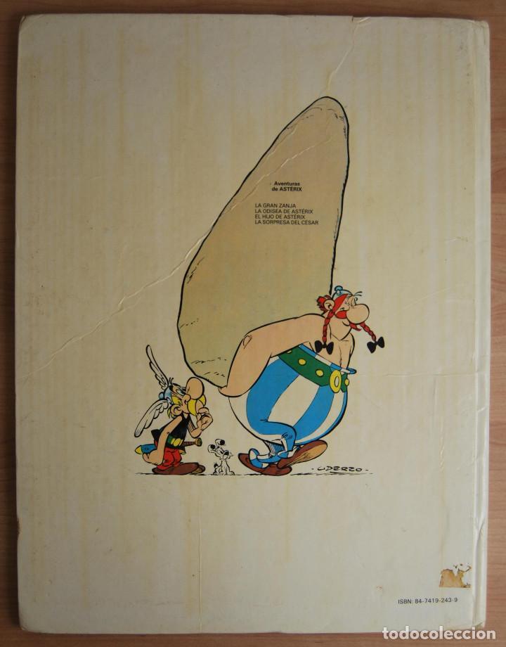 Cómics: Astérix - La Odisea de Astérix - Ed. Grijabo - Foto 2 - 62060284