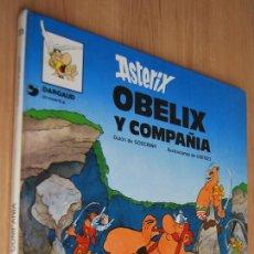 Cómics: ASTÉRIX - OBELIX Y COMPAÑÍA - EDITA GRIJALBO/DARGAUD. Lote 62061128