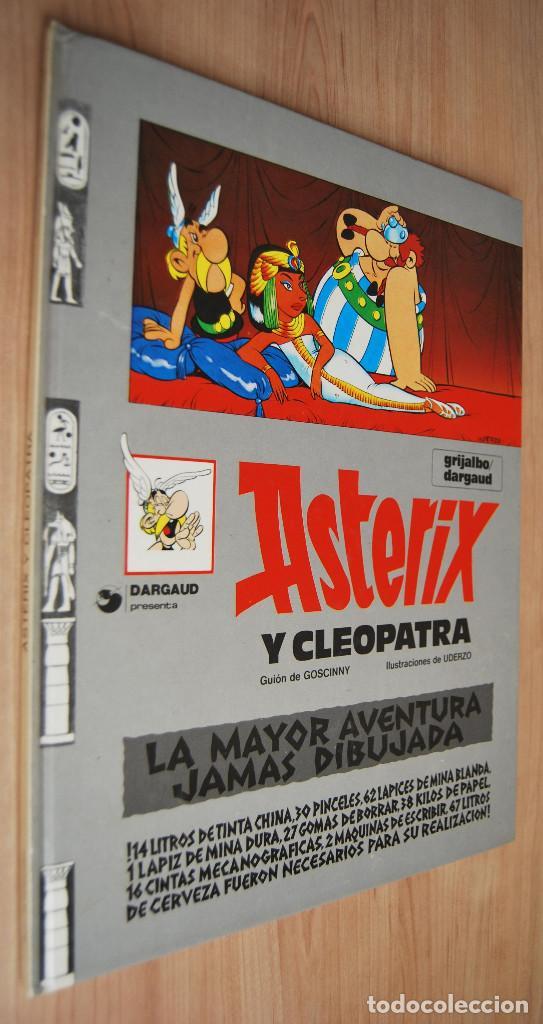 ASTERIX Y CLEOPATRA - EDITORIAL GRIGARBO/DARGAUD (Tebeos y Comics - Grijalbo - Asterix)