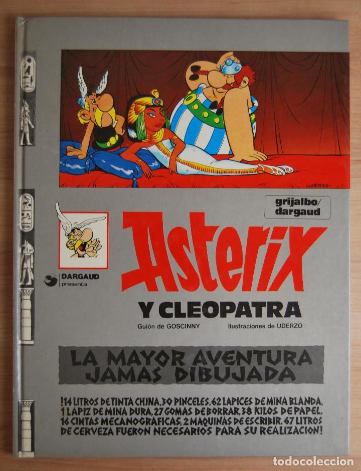 Cómics: Asterix y Cleopatra - Editorial Grigarbo/Dargaud - Foto 2 - 62061872