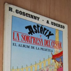 Cómics: ASTÉRIX Y LA SORPRESA DEL CESAR - EDITA GRIJALBO. Lote 62062084