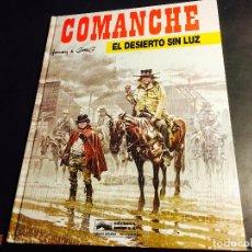 Cómics: COMANCHE Nº 5 EL DESIERTO SIN LUZ. TAPA DURA (ED. JUNIOR - GRIJALBO) (COI10). Lote 62303692