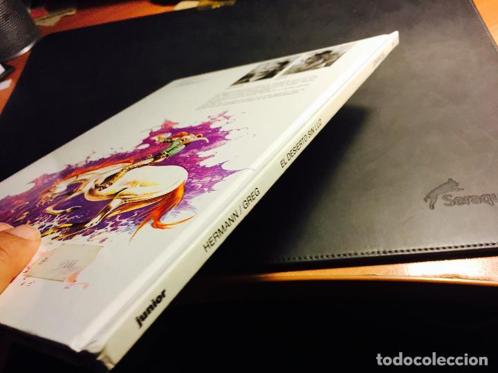 Cómics: COMANCHE Nº 5 EL DESIERTO SIN LUZ. TAPA DURA (ED. JUNIOR - GRIJALBO) (COI10) - Foto 2 - 62303692