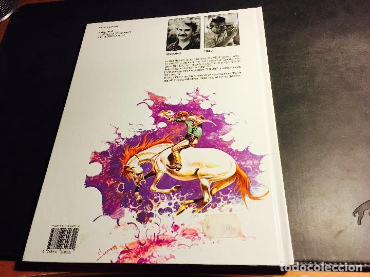 Cómics: COMANCHE Nº 5 EL DESIERTO SIN LUZ. TAPA DURA (ED. JUNIOR - GRIJALBO) (COI10) - Foto 3 - 62303692