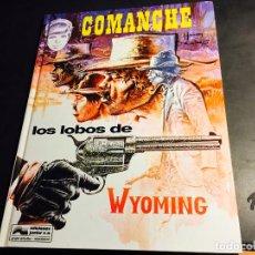 Cómics: COMANCHE Nº 3 LOS LOBOS DE WYOMING. TAPA DURA (ED. JUNIOR - GRIJALBO) (COI10). Lote 62303776