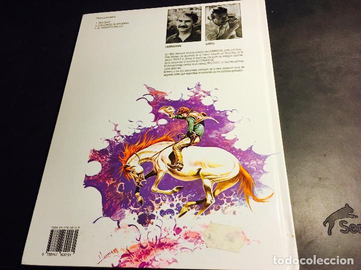 Cómics: COMANCHE Nº 1 RED DUST. TAPA DURA (ED. JUNIOR - GRIJALBO) (COI10) - Foto 3 - 62303880
