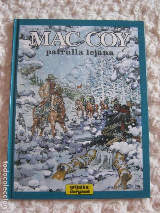 MAC COY - PATRULLA LEJANA -20 (Tebeos y Comics - Grijalbo - Mac Coy)