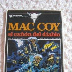 Cómics: MAC COY - EL CAÑON DEL DIABLO - 9. Lote 62730520