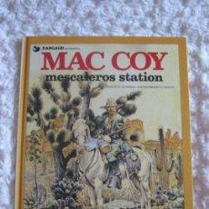 Cómics: MAC COY - MESCALEROS STATION - 15. Lote 62730960