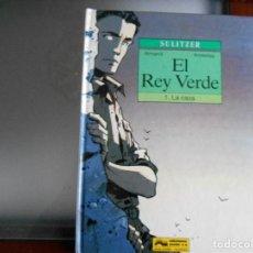 Cómics: EL REY VERDE Nº 1 POR SULITZER ,TAPA DURA 48 PAG... Lote 62798240