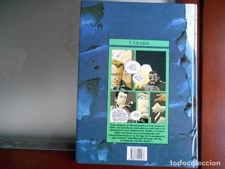 Cómics: El rey verde Nº 1 Por Sulitzer ,Tapa dura 48 pag.. - Foto 2 - 62798240