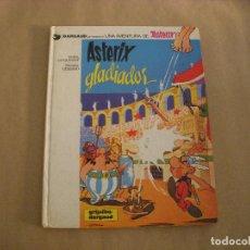 Cómics: ASTERIX GLADIADOR, TAPA DURA, EDITORIAL GRIJALBO. Lote 63001260