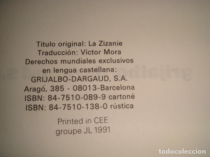 Cómics: ASTERIX LA CIZAÑA - GRIJALBO DARGAUD TAPA DURA - Foto 3 - 63154308