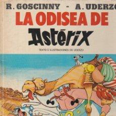 Cómics: ASTERIX / LA ODISEA DE ASTERIX (GRIJALBO 1988) TAPA DURA. Lote 63442500