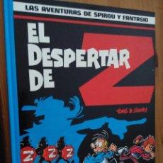 LAS AVENTURAS DE SPIROU Y FANTASIO - Nº 23 - EL DESPERTAR DE Z - GRIJALBO JUNIOR - TOME Y JANRY