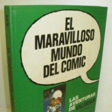 Cómics: EL MARAVILLOSO MUNDO DEL COMIC 5 LAS AVENTURAS DE VALÉRIAN-GRIJALBO-DARGAUD 1990 PLAZA & JANES. Lote 63680867