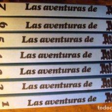 Cómics: COMICS DE LAS AVENTURAS DE ASTERIX 7 TOMOS AÑO 1987. Lote 71833095