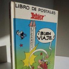 Comics: LIBRO DE POSTALES ASTERIX BUEN VIAJE. 14 (DE 16) POSTALES (GOSCINNY / UDERZO) TIMUN MAS, 1991 . Lote 64621099