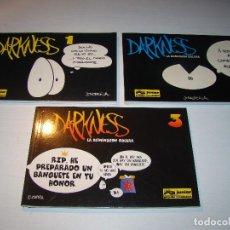 Cómics: DARKNESS - GRIJALBO . Lote 64683895