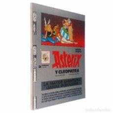 Cómics: ASTERIX Y CLEOPATRA Nº 7 / DARGAUD / GRIJALBO 1991 (GOSCINNY Y UDERZO) -. Lote 64704835