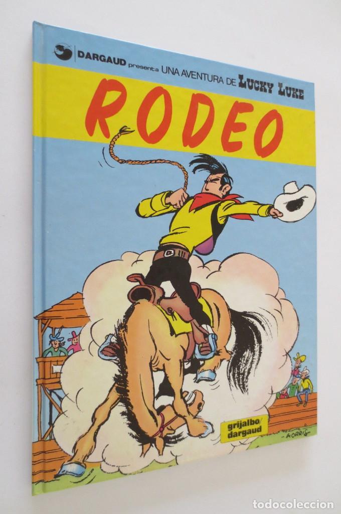 LUCKY LUKE RODEO GRIJALBO (Tebeos y Comics - Grijalbo - Lucky Luke)
