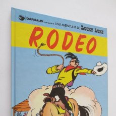 Cómics: LUCKY LUKE RODEO GRIJALBO. Lote 64727891