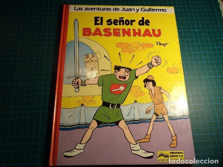 LAS AVENTURAS DE JUAN Y GUILLERMO. Nº 1. JUNIOR. (A-B) (Tebeos y Comics - Grijalbo - Mac Coy)