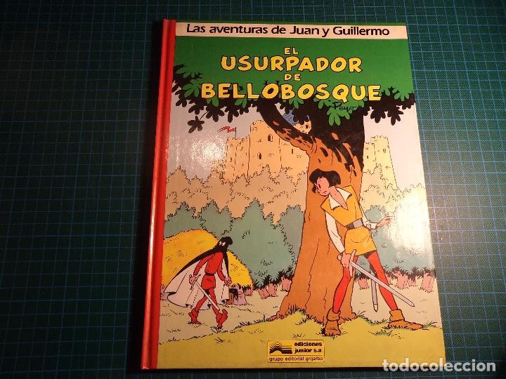 LAS AVENTURAS DE JUAN Y GUILLERMO. Nº 2. JUNIOR. (A-B) (Tebeos y Comics - Grijalbo - Mac Coy)