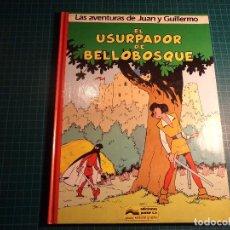Cómics: LAS AVENTURAS DE JUAN Y GUILLERMO. Nº 2. JUNIOR. (M-28). Lote 64747371