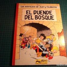 Cómics: LAS AVENTURAS DE JUAN Y GUILLERMO. Nº 3. JUNIOR. (M-28). Lote 64747455
