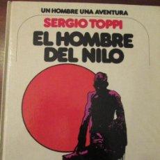 Cómics: EL HOMBRE DEL NILO. Lote 64755143