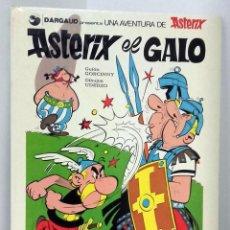 Cómics: ASTERIX EL GALO. GOSCINNY Y UDERZO. GRIJALBO/DARGAUD. TAPA DURA. NÚMERO 1. Lote 64779939