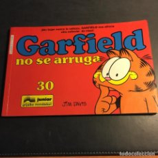 Cómics: GARFIELD Nº 30 ( ED. JUNIOR GRIJALBO) 1997 (COI14). Lote 65422043