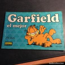 Cómics: GARFIELD Nº 0 EL MEJOR ( ED. NORMA) 1999 (COIB126). Lote 65425619