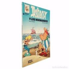Cómics: ASTERIX Y LOS NORMANDOS Nº 8 / DARGAUD / GRIJALBO 1995 (GOSCINNY Y UDERZO). Lote 65655550