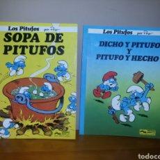 Cómics: LOS PITUFOS / N.8 / 1984. Lote 65892847